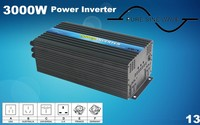 High efficiency 3000w/3kw conversor dc ac pure sine wave &off grid conversor
