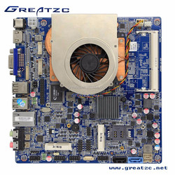 ZC-ION4-1037 2GB NVIDIA Mini -ITX Motherboard 1037U Support 4K Playing With LVDS