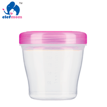 BPAfree and dishwasher safe Portable light Baby Milk Powder Dispenser Food Storage Container Box Infant Milk storage bottle
