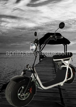 2016 hottest Harley 2000W city scooter electric motorcycle two wheel motor scooter or electric mobility scooter for sale