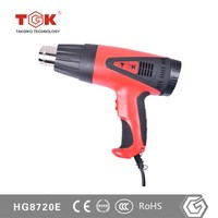Selding Industrial Hot Air Gun for Reflowing Solder and Melting Adhesive