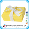Newest design custom folding cheap wedding box for candy