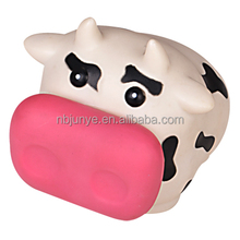 Various shape new design money box cow piggy bank