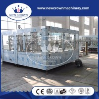 China high quality Auto plastic bottle cola drink filling machine