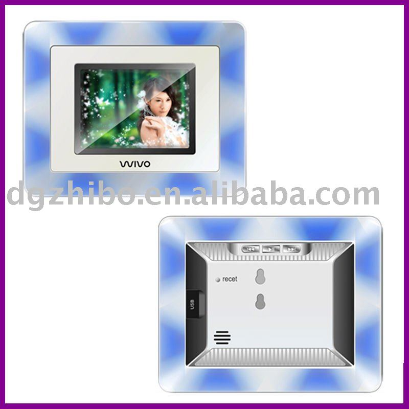 2.4 inch Mini digital photo frame