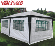 Hot Sell Chinese Cheap Metal Frame Folding Portable Marquee Garden Party Wedding Outdoor Winter Gazebo Tent With Canopy