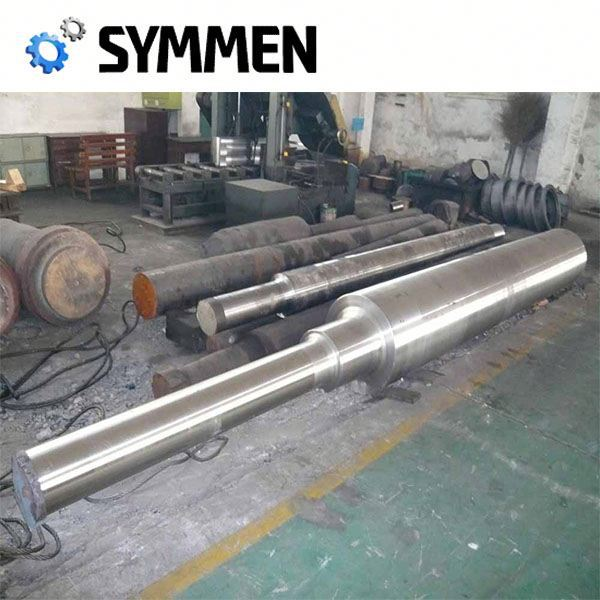 Tail Shaft Of Ship Certificated Forged Marine Propellar Shafting
