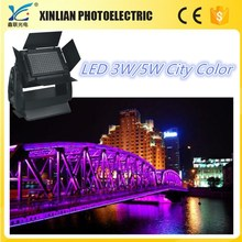 LED 3W/5W City Color Professional Stage Urban Lighting Project-light Lamp