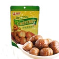 Organic snack ready to eat chestnuts--KOSHER and HALAL Snacks