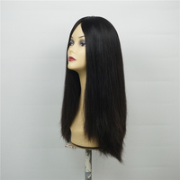 Wholesale Best Quality Jewish Kosher Certified Straight Mongolian Hair Wigs