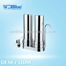 WellBlue Dalton Water Filter With Ceramic Cartridge Inside