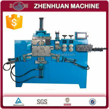 Pail handle forming machine