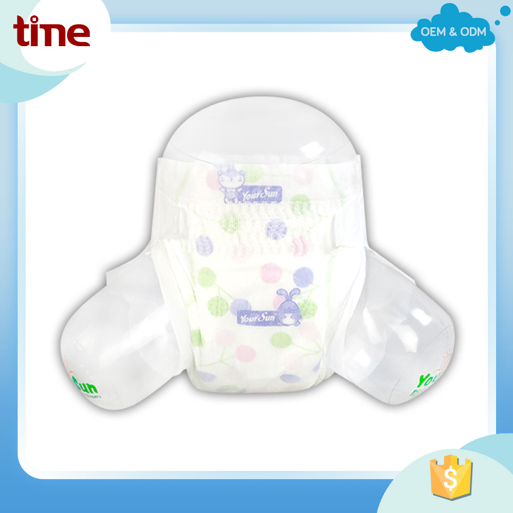 Good quality Huggy diapers high absorbent super dry soft disposable bebe diapers for import
