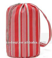 Hot red passionate shoes bag