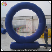 cusomize inflatable jump ring , inflatable wrestling ring , inflatable circle for sale