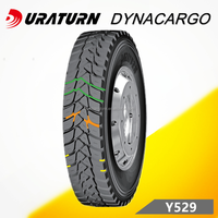 Deep tread strong sidewall Duraturn TBR 315/80r22.5 off road tire for russia market