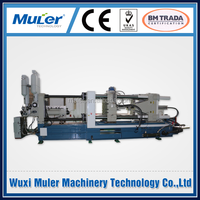 real time control cold chamber die casting machine with perfect injection control