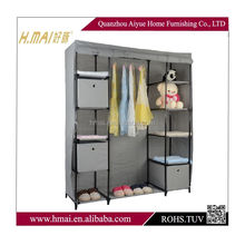 New arrived 2017 fabric wardrobe /Godrej almirah designs with price