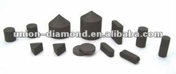 Full rang sizes TSP diamond cutter for oil, drilling bits well selling in USA