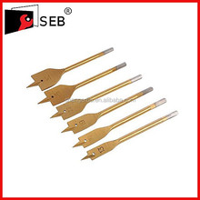 Core Drill High Carbon Steel Spade Bit For Wood