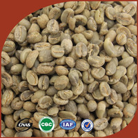 china organic green coffee beans wholesale price