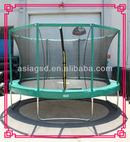 GSD new professional outdoor trampoline for kids