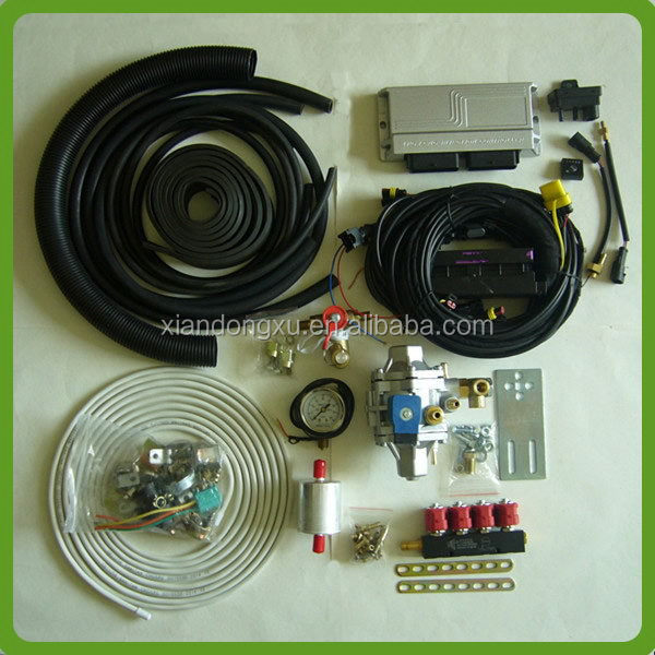 Different type best sell car truck bus cng engine conversion kit