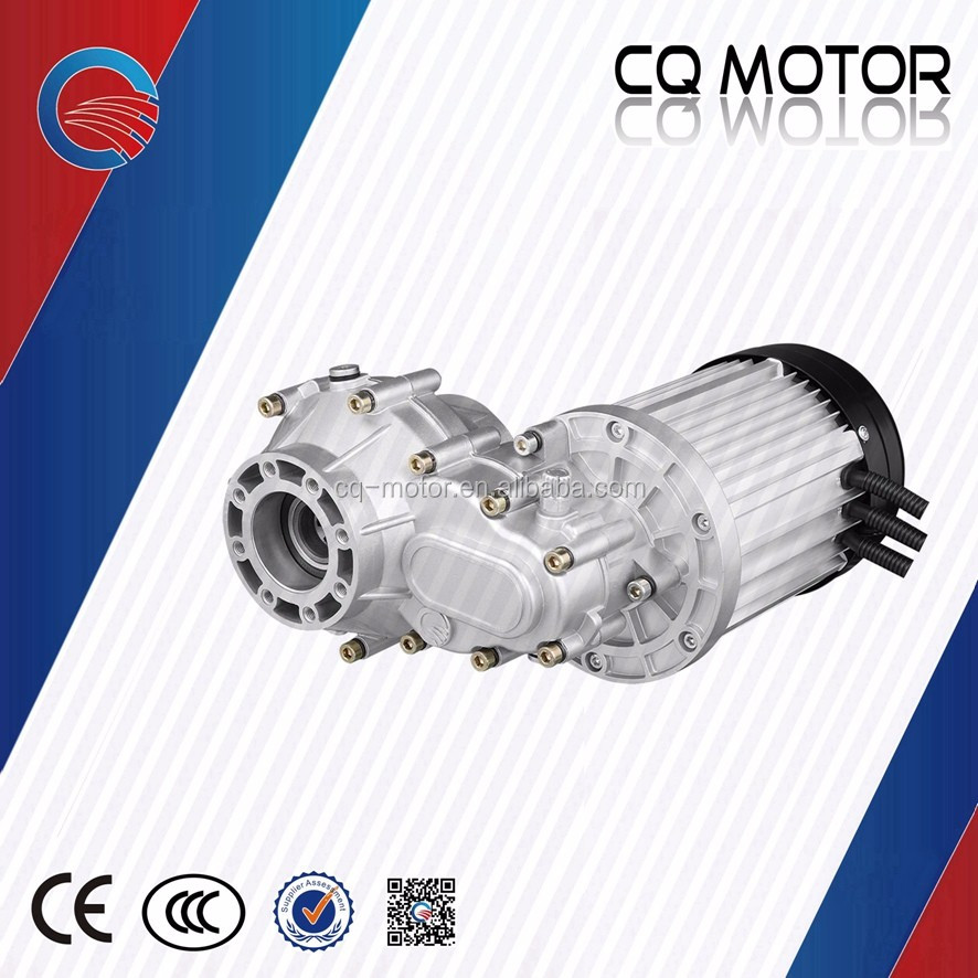 48V 2000W brushless DC motor for Electric tricycle/TUKTUK /Car/Tour bus