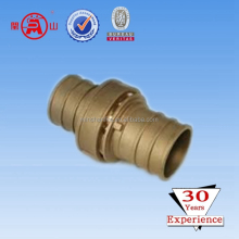 Italian style fire hydrant hose quick couplings