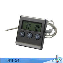 Magnetic Metal Outdoor BBQ Thermometer