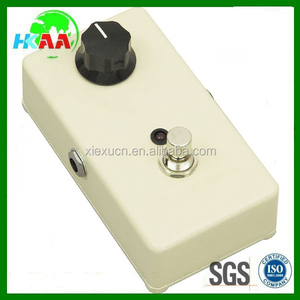 Factory price OEM customized high quality guitar effect pedal