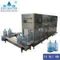 5 Gallon Bottle Water Filling Machine