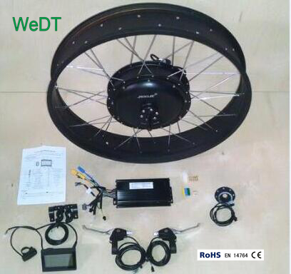 MXUS turbo 3000W hub motor kit electric bike conversion kit