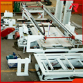 factory automatic decorative hpl laminating mgo board construction material machine production line