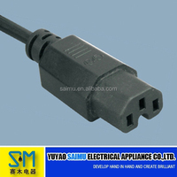 10A 16A 250V European standard h05vv-f 3g1.5mm2 power cord