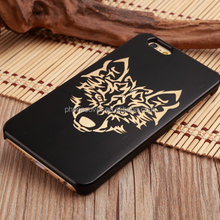 2018 Dark Wood Phone Case,China Newest Mobile Phone Accessories, Dark Wood Case