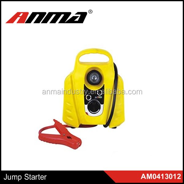 New Emergency Auto Battery Booster Pack Car Jump Starter