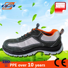 upscale buffalo leather ventilation american safety shoes