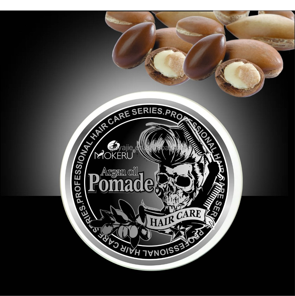2016 Strong Hold Shining Hair Wax with Easy Application and Creative Styling