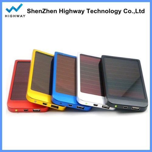 Best selling products solar charger for mobile in China
