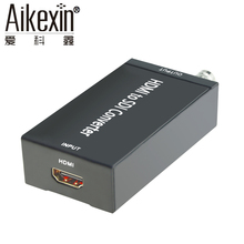 Aikexin HDMI to SDI 3G Video Converter HDMI to BNC converter full HD support 3D 1080p
