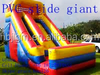 tarpaulin for slide giant PVC fabric for children slide giant