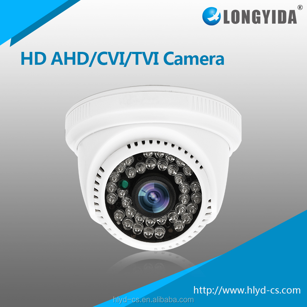 "Cheap HD 1/3.6"" IR Night Vision 30 meter cctv camera Dome Camera in China"