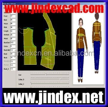 Garment Luggage and Bags CAD/CAM Software