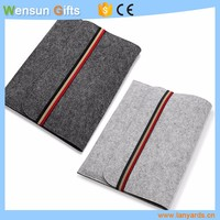 fashionable felt laptop sleeve decent promotional gifts in many colors
