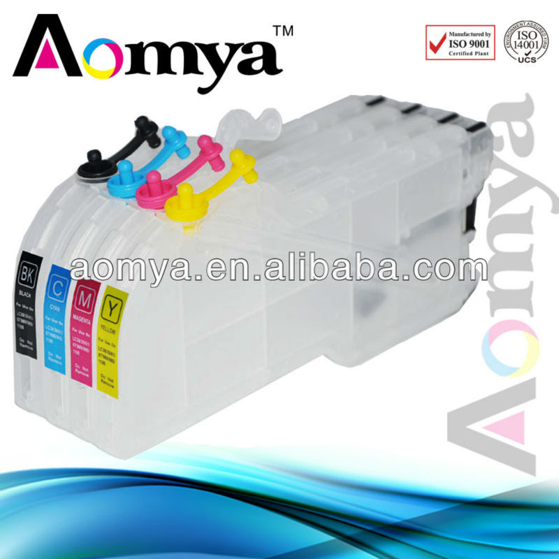 zhuhuai Factory direct sale refill ink cartridge for brother printer dcp-j125