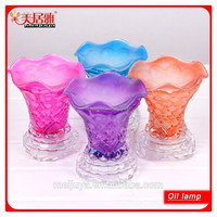 Factory supply Wholesale electric aroma warmer oil lamp