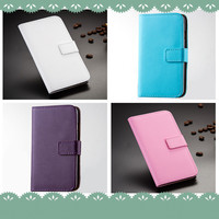 Wallet PU Leather Flip Case Cover for HTC One X One S Desire X 300 500 600 816