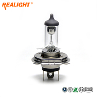 DOT E4 Headlight Bulb 12V 60/55W Car Bulb H4