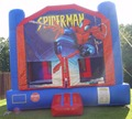 Boy inflatable bounce house/inflatable bouncer for kids party